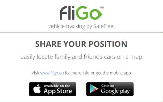 fligo share pozitie curenta, safefleet