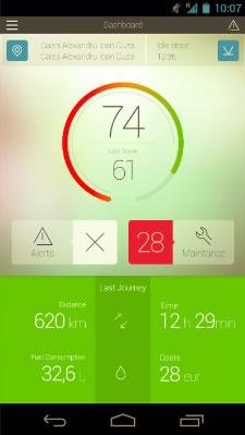 fligo driving score