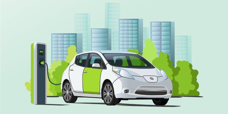 statii de incarcare masini electrice - beneficii