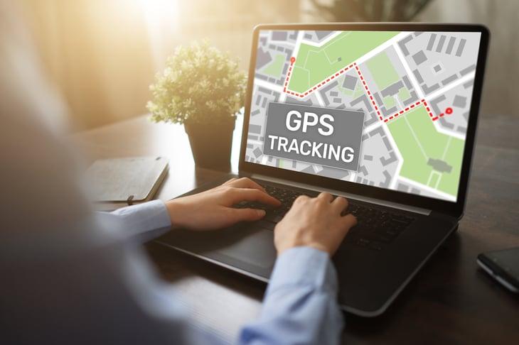 Tracker auto gps pentru transportul de marfuri